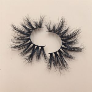 25mm Siberian Mink Strip Lashes DH002