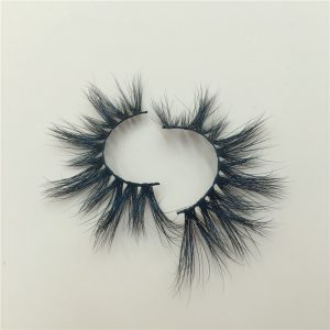 25mm Siberian Mink Strip Lashes DH004