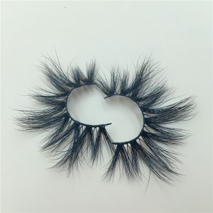 25mm Siberian Mink Strip Lashes DH007