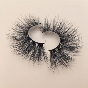 25mm Siberian Mink Strip Lashes DH010