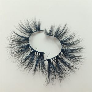 25mm Siberian Mink Strip Lashes DH012