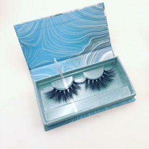 Custom Eyelash Packaging Private Label Empty Eyelash Box